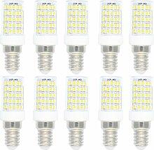 10 Stück 10W E14 LED Dimmbar Lampe Leuchtmittel
