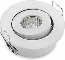 (10Stück) 3W COB LED Downlight-Kit Schrank