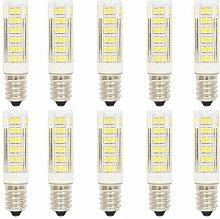 10 Stück 7W E14 LED Lampe Leuchtmittel Glühbirne