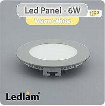 10 Stück Aktionspack LED Einbaustrahler Panel