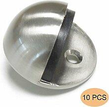 10 Stück Türstopper Türkeil Gummi Türpuffer