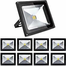 10 Stücke 10W 20W 30W 50W 100W LED Strahler