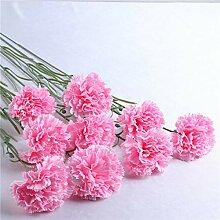 10 Stücke Künstliche Blumen Brautstrauß Für