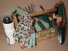 10 tlg. Gartenwerkzeug Set, Pflanzset, NEU, Geschenkidee Muttertag