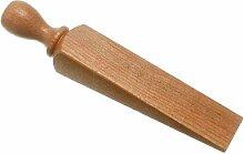 10 von Door Jam Stop-Wedge Holz 160mm 6 1/2 Zoll