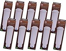 10 x Filterpatrone AquaCrest für Krups komp. F088