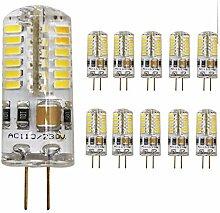 10 x G4 LED Stiftsockel 3Watt Birne LED Lampe