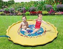 100/170 cm Sprinkle & Splash Spielmatte Spaß