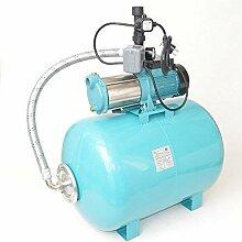 100 L Hauswasserwerk Gartenpumpe MHI1300 1300Watt