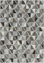 100% Leder Flachgewebe Handgefertigt Kasten Design