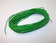 100m grün Equipment Draht Kabel 7x 0,2mm