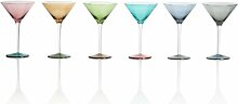100 ml Martini-Glas Crystyle