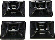 100Stück schwarz Kabelbinder