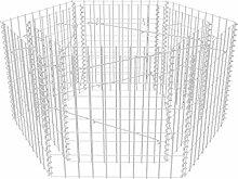 100 x 90 x 50 cm Gabionen-Pflanzkorb Sechseckig