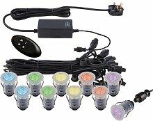 1000 cm LED-Lichtschlauch Milchan