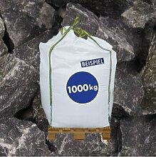 1000 kg BigBag Gabionen Steine Basaltbruch