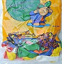 1000 Stück Wasserbombe / Luftballon, sortiert
