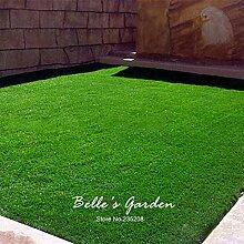1000pcs Garten Bodendecker Grassamen Green Source Turfgrass Grassamen Evergreen Rasen Hof Ornament Pflanze # Y10