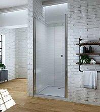 100cm Duschtür Duschabtrennung Nischentür