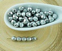 100er-Metallic-Matt-Aluminium-Silber-Tschechische