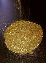 100g Premium-Glitter Gold Zusatz Wandfarbe