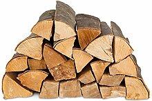100kg (4x25kg) Brennholz & 100 Bioanzünder -