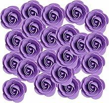 10pcs Foamrosen Schaumrosen Blumenstrauß Kunstblumen Künstlich Blumen