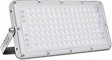 100W Led Baustellenstrahler, Industrielampe,LED