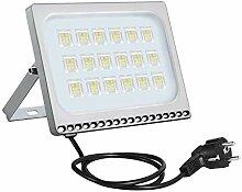 100W LED Flutlicht Flutlichtstrahler Strahler