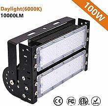 100W LED Flutlicht Industrie Hallenstrahler -