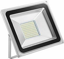100W LED Flutlicht Strahler Licht Lange Lebensspanne Lampe Fluter, Kaltweiß