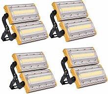 100W LED Flutlichter Scheinwerfer Außenstrahler