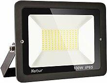 100W LED Strahler Außen Superhell LED Fluter