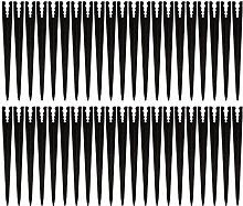 100x 65721 6-Zoll-Berieselung Plastikschlauch Pfahl Orbit Gartenwerkzeug