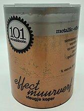 101 Woonideeën Effekt Wandfarbe (2 Liter, Hauch
