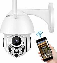 1080P Überwachungskamera, drahtlose WiFi Cloud IP