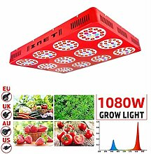 1080W LED Grow Light Vollspektrum Grow Lampe mit