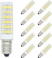 10er 7W Dimmbar E14 LED Lampe Energiesparlampe