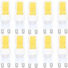 10er COB G9 LED Lampe,4W G9 LED Birnen, Ersatz