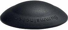 10er Danto® Spar Pack Türpuffer BUMMSINCHEN schwarz, Ø 40 mm Höhe: 12 mm, aus Kunststoff