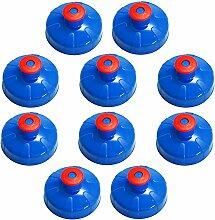 10er Set Sportdeckel für Acala Tritan Trinkflaschen