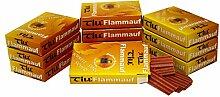 10er Set TILL Flammauf Ölofen-Anzünder 10 x 100