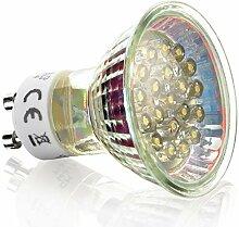 10er Sparpack 20er LEDs GU10/230V Lichtfarbe