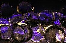 10kg Pearls Streudeko Glas-Dekosteine aus echtem Glas zur Dekoration von Wohnung und Garten
