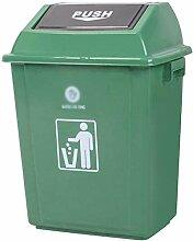 10L ~ 60L Mülleimer, Haushaltsküche Mit Deckel