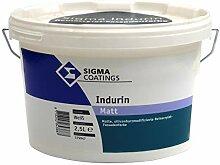 10L Sigma Indurin weiss matt Fassadenfarbe