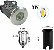 10PCS LED U-Licht 1W 3W 5W COB Stehleuchte Außen