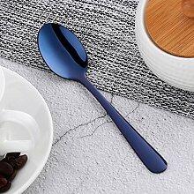 10PCS Tee Löffel 18/8 edelstahl Kuchen Obst