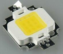 10W Hochleistungs-LED ''EPISTAR'', 1000 Lumen, tageslichtweiß / 4000K