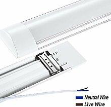 10W LED feuchtigkeitsbeständige Leuchte 30cm,